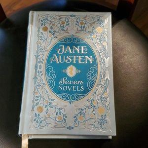Jane Austen's seven novels